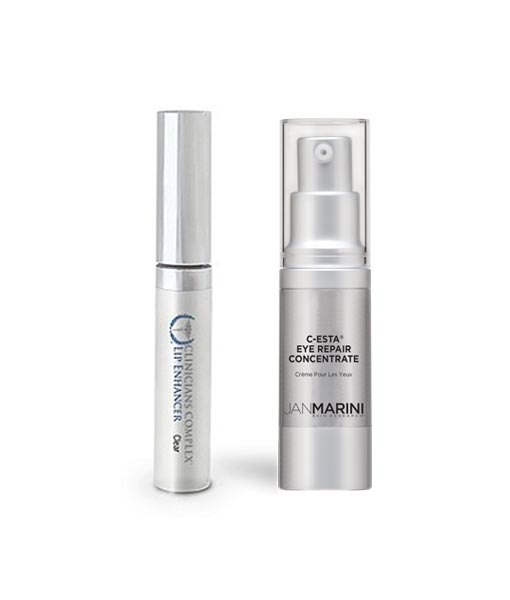 Dr Bomer's Lip Treatment with C-ESTA Eyes