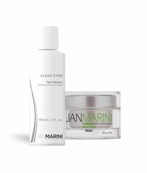 Jan Marini Clean Zyme and Skin Zyme