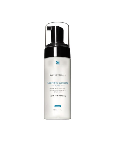Soothing cleanser skinceuticals