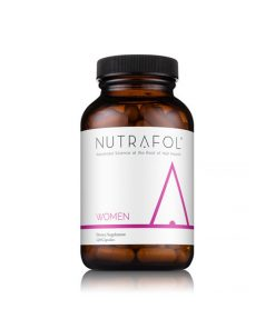 Hair growth system for her Nutrafol bottle
