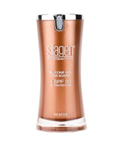 Silagen with SPF 30 product