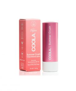 Pink Lip balm tube and box