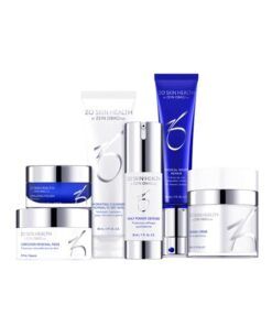 Zo program products for aging skin
